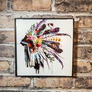 Boho Headdress Frame
